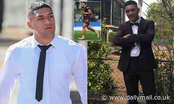 NRL player and Brisbane Broncos star TC Robati fined for dangerous driving in Fortitude Valley