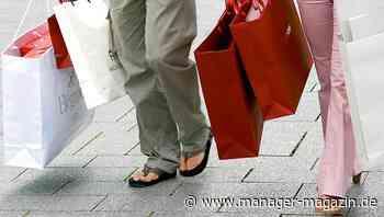 Einkaufsstraßen: Fußgänger sind die wahren Umsatzbringer