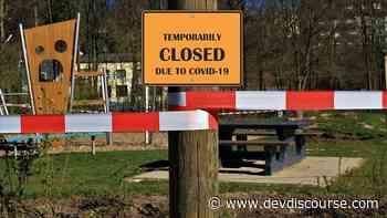Ukraine tightens coronavirus lockdown curbs - Devdiscourse