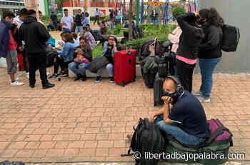 ¡Cuidado, también andan por Xalapa! Defraudan a 250 personas. Les ofrecen trabajo en Canadá. Les esquilman 4 mil pesos a cada uno - Libertadbajopalabra.com