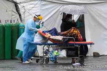 Coronavirus: Duterte taps military to assist hospitals as nurses get sick - The Straits Times