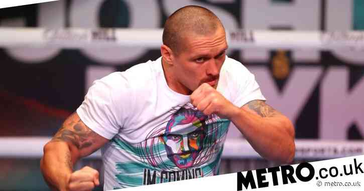 Oleksandr Usyk 'the best boxer in the division' but Anthony Joshua may be too much, too soon for cruiserweight king