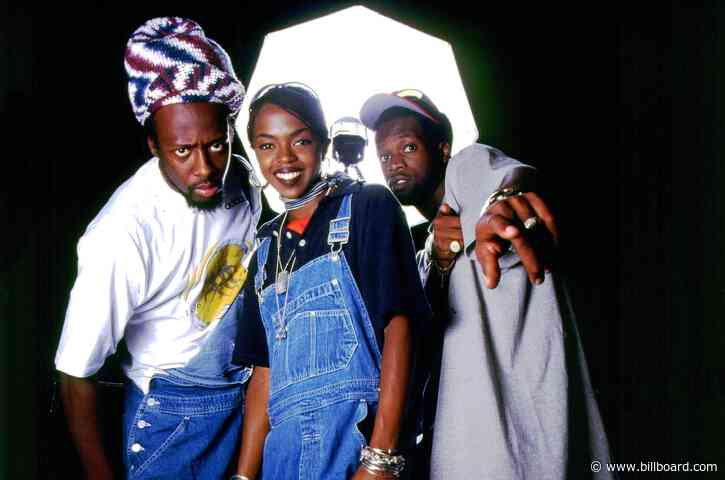 The Fugees Serve Satisfying NYC Pop-Up Concert In Preparation of Reunion Tour