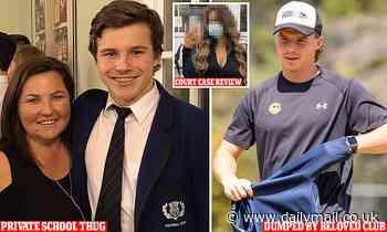 Privileged Sydney Knox Grammar schoolboy FINALLY punished as soccer coach dumped by Northern Tigers
