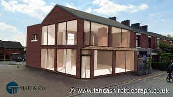 Upmarket restaurant plan for former Blackburn bank branch