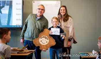 Melle Snepvangers wint Zundertse brickey-emoticonwedstrijd - Internetbode