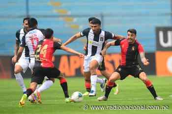 Con 10 hombres Alianza Lima venció 1-0 a FBC Melgar - Radio Nacional del Perú