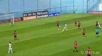 Concha puso el 1-0 para Alianza Lima sobre Melgar con un soberbio disparo - Libero.pe