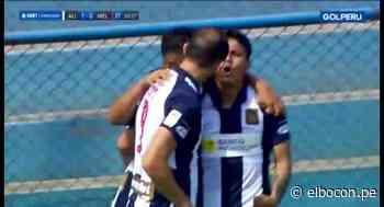 Alianza Lima vs. Melgar: Jairo Concha se lució con golazo para el 1-0 | VIDEO - El Bocón
