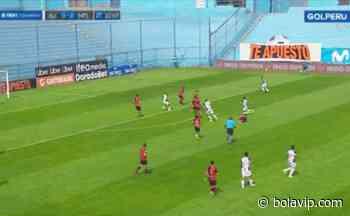 La felicidad: Jairo Concha anotó golazo de larga distancia en Alianza Lima contra Melgar - Bolavip