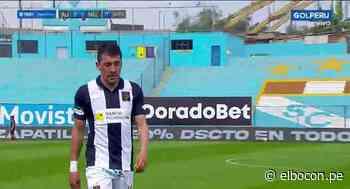 Aldair Rodríguez y Édgar Benítez se lesionaron durante el Alianza Lima vs. Melgar | VIDEO - El Bocón