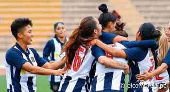 Alianza Lima sabrá el viernes con qué rivales chocará en la Libertadores Femenina - El Comercio Perú