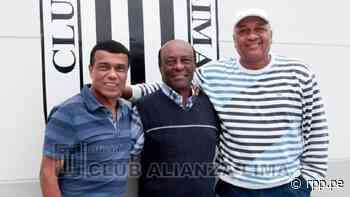 Teófilo cubillas, Víctor 'Pitín' Zegarra y José Velasquéz serán embajadores deportivos de Alianza Lima - RPP Noticias