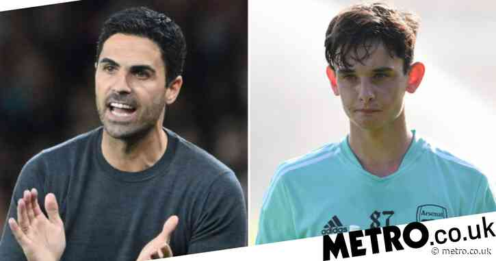 Mikel Arteta explains why Charlie Patino failed to make Arsenal squad for Wimbledon clash