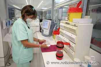 Coronavirus en Navarra: un 43% menos de casos en lo que va de semana respecto a la anterior - Noticias de Navarra