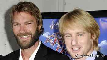 Owen Wilson: Bruder Andrew half ihm in einer schweren Zeit - STERN.de