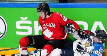 NHL: Montreal Canadiens wählen Owen Power als Nummer eins im Draft - SPORT1