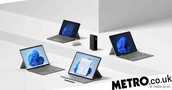 Microsoft unveils new Surface gadgets 'leading in innovation'