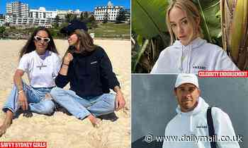 Australian women start selling hats and hoodies to encourage everyone to get the Covid jab