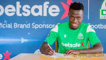 Oudu: Gor Mahia confirm seventh signing on a three-year contract