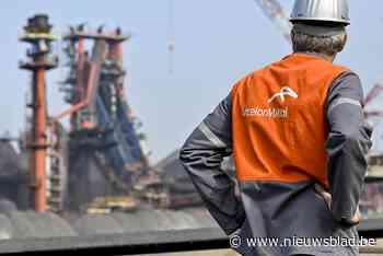Opnieuw werkonderbreking bij ArcelorMittal in Gent