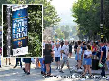 Colne's iconic Rhythm and Blues festival cancelled by council