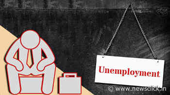 'Double Engine' But No Jobs in UP - NewsClick