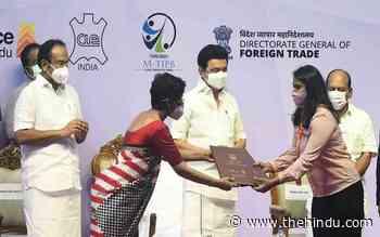 Tamil Nadu signs MoUs worth ₹2,120 crore to create 41,000 jobs - The Hindu