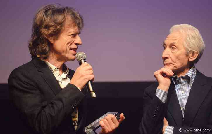 The Rolling Stones release music video for 'Living in the Heart of Love', dedicated to Charlie Watts