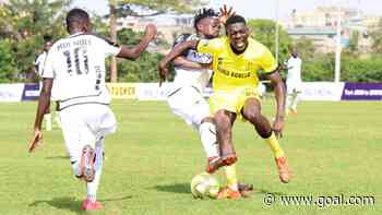 Tusker sweating on Muchiri & Momanyi fitness ahead of AFC Leopards date