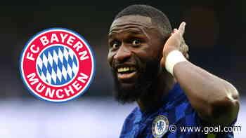 Bayern Munich open Rudiger talks amid PSG & Real Madrid interest in Chelsea defender