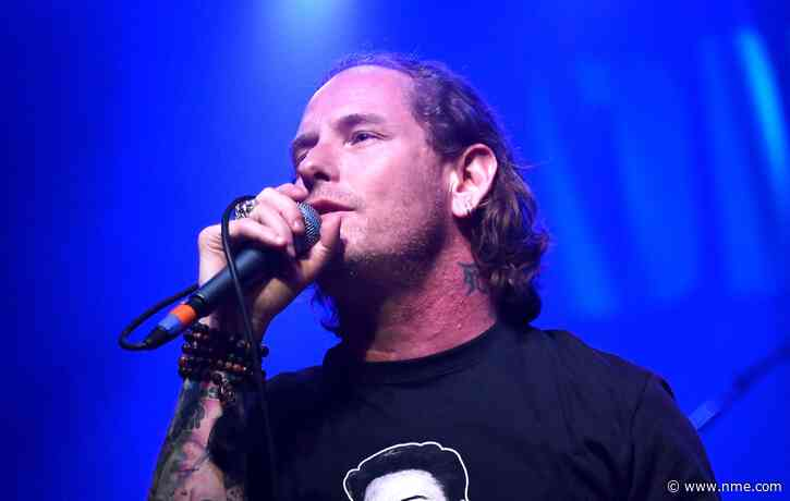 """Corey Taylor says Nirvana's 'Nevermind' is """"one of the best hard-punk-fusion-pop albums of all time"""""""