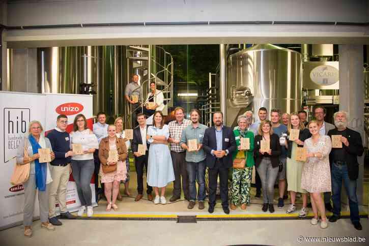 Unizo reikt 13 nieuwe Handmade In Belgiumlabels uit<BR />
