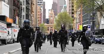 Police tactics questioned as relative calm returns to Melbourne - Al Jazeera English