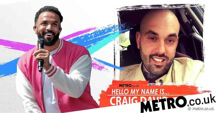 Even after all the Bo Selecta jokes, I still love being called Craig David