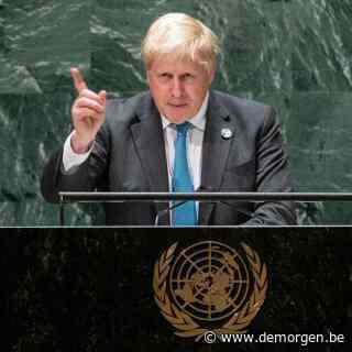 'Het is tijd dat de mensheid volwassen wordt': 4 opmerkelijke uitspraken uit Johnsons toespraak over het klimaat