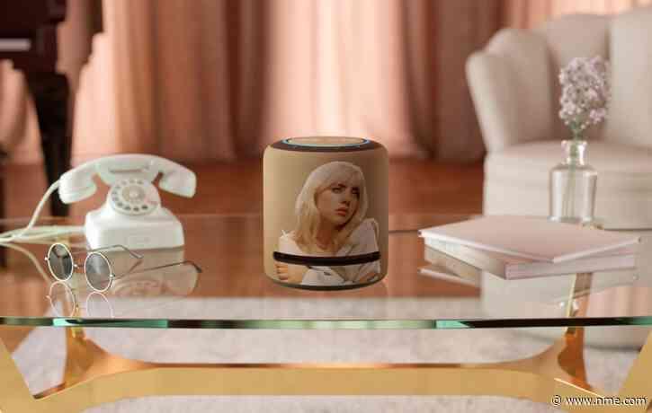 Billie Eilish launches her own limited Amazon Echo Studio speaker