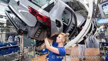 Chipmangel kostet Autoindustrie doppelt so viel wie bislang angenommen