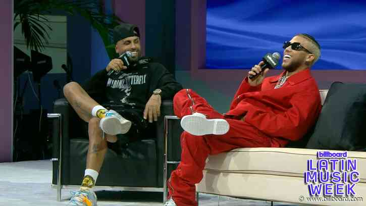 13 Things We Discovered About Jhay Cortez During Nicky Jam's 'Rockstar Show' at Latin Music Week
