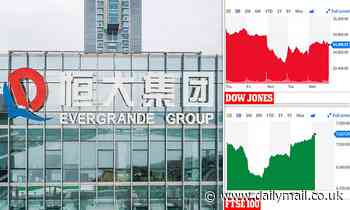 Fears Chinese real estate giant Evergrande will MISS deadline for $83million interest paymen