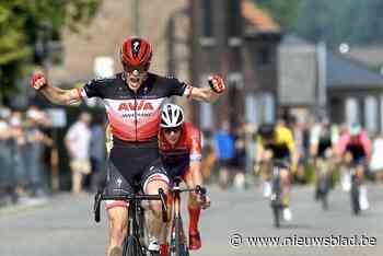 Avia-Rudyco-Janatrans Cycling Team wedt op twee paarden