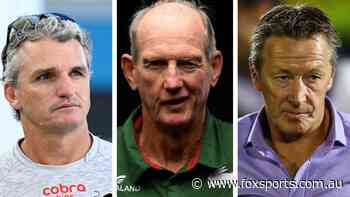 Legend coached by three of big four reveals secret to six wins from seven preliminary finals