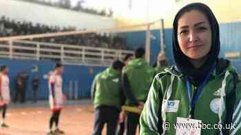 Afghanistan's female volleyball players tell of threats and fear