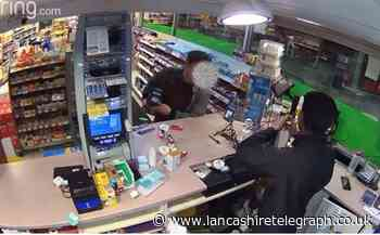 Customer subjects store worker to vile and shocking racist abuse