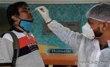 Coronavirus India Live Updates: 31,923 Fresh COVID-19 Cases - NDTV