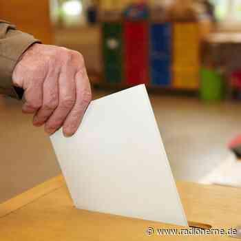 Letzte Vorbereitungen für Bundestagswahl - Radio Herne