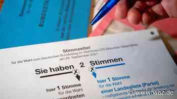 Bundestagswahl 2021 in Herne: Die Wahl im Liveticker - Westdeutsche Allgemeine Zeitung