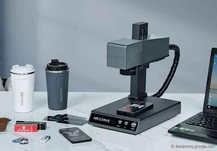 M1 Mini professional desktop laser engraver