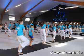 Taekwondoclub Keumgang trekt kaart van jeugd in nieuwe sportzaal - Het Nieuwsblad