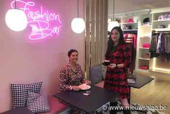 "Vernieuwde modewinkel Nuyens opent fashion bar: ""Ook mannen kunnen hier biertje komen drinken"""